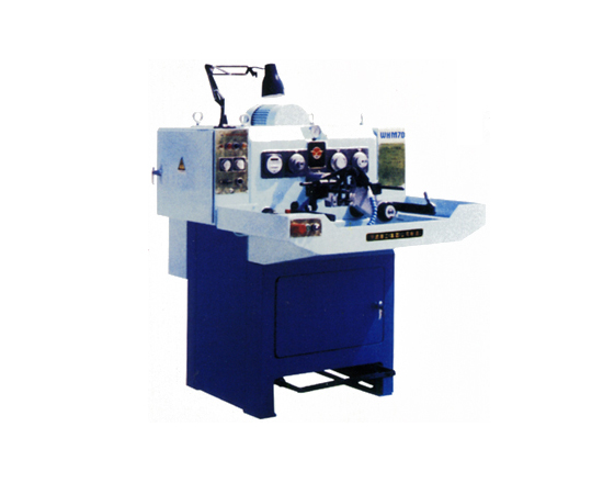 半自动单变频卧式珩磨机(WHM-70型)