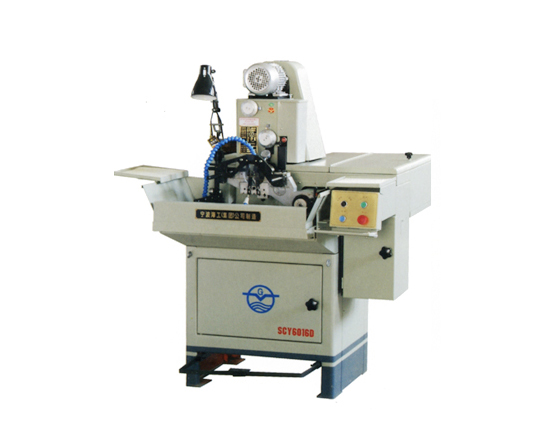 半自动卧式珩磨机(SCY6016型)